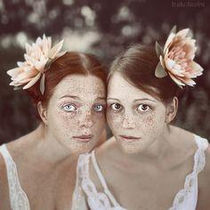 sisters-naiads | par anka_zhuravleva