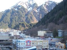 Welcome to Juno, Alaska! What a wonderful place!  We spent a day there shopping and it was wonderful