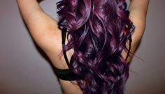 haircolor <3 I would probably never dye mine tho