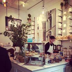 Toby's Estate Coffee in New York, NY