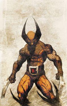 Wolverine / Anjin Anhut