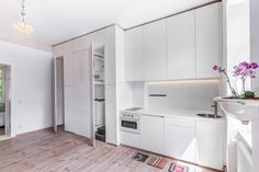 Gallery of T Concept Apartment / Itay Friedman Architects  - 16
