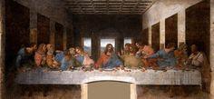 «Тайная вечеря» (Леонардо Да Винчи, 1494-1498)