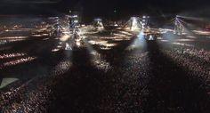 Böhse Onkelz Konzert 2014 über 110.000 Fans