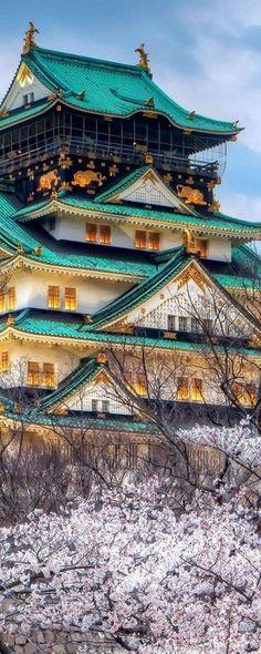 Osaka Castle in Osaka | Japan