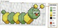 Cross Stitch Sea, Cross Stitch Bookmarks, Cross Stitch Cards, Cross Stitch Animals, Cross Stitching, Cross Stitch Embroidery, Cross Stitch Designs, Cross Stitch Patterns, Crochet Butterfly Pattern