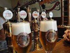 Budějovický Budvar, a brewery in the city of České Budějovice Best Places To Honeymoon, Czech Beer, Prague Travel, Prague Czech Republic, Heart Of Europe, Fairytale Castle, My Roots, Central Europe, Ale