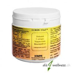 Dolomit Basenpulver Coconut Oil, Jar, Food, Detox, Alcohol, Eten, Jars, Meals