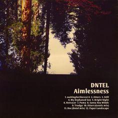Dntel - Aimless. Ascolta in streaming l'intero nuovo album dello sperimentatore elettronicoLa copertina di Aimlessness