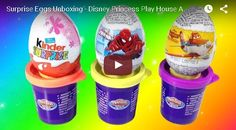 surprise eggs unboxing - disney cars surprise eggs unboxing toys. Find great deals on eBay for Kinder Surprise Eggs in Ferrero and Kinder Collectibles. https://www.youtube.com/watch?v=RDN9S_PPaww