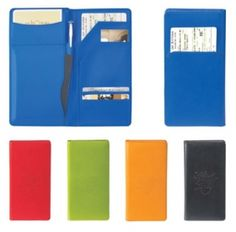 Are you a stylishly savvy traveler? If so, you will love our imprinted Colorful Leather Travel Passport Organizer. It will impress fellow travelers around the globe! Document Holder, What's In Your Bag, Travel Organization, Brand It, Pen Holders, Travel Accessories, Promotion, Leather, Gifts