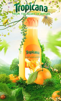 Tropicana on Digital Art Served
