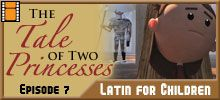 Latin practice for elementary--perfect for Classical Conversations supplement!!! (Episodes 1 -8 available)