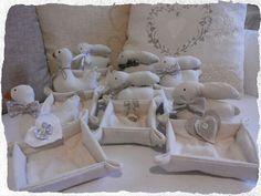 Un esercito di coniglietti e paperelle... ♥♥♥