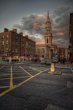 My old haunt. Children's Hospital in Dublin.