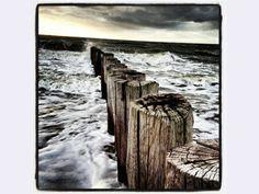 Storm bij De Zeester @Dishoek via www.fanvanzeeland.nl