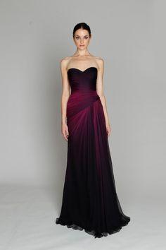 Vestido de festa dégradé - Madrinhas de casamento