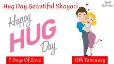 Happy Hug Day Beautiful Whatsapp Status Shayari || Hug Day Video || Roma... Happy Hug Day, Valentine Special, Family Guy, Love, Videos, Youtube, Fictional Characters, Beautiful, Amor