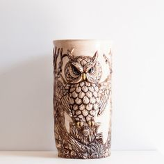 Owl Umbrella Holder, $152, now featured on Fab.