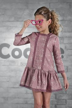 Cook your clothes - Flower Girl Dresses, Fashion Kids, Little Girl Fashion, Little Girl Dresses, Girls Dresses, Flower Girl Dresses, Dress Anak, Kids Frocks, Dress Patterns, Sewing Patterns