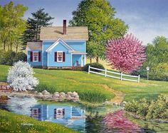 """John Sloane -- """"Spring Magic"""""""