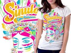 Sinulog, T Shirt, Tops, Design, Women, Fashion, Supreme T Shirt, Moda, Tee Shirt