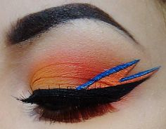##bowie inspired #makeup