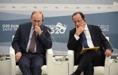 Putin sagt überraschend Besuch in Paris am 19. Oktober ab - Tiroler Tageszeitung Online