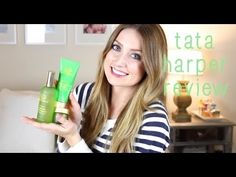 Tata Harper Skincare Review - vlogwithkendra - YouTube