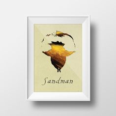 Rise of the Guardians SANDMAN DreamWorks Animation by YOUTOM
