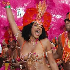 In exactly one week our crew is boarding a flight to POS and kicking off what will be a 10 day marathon of parties food friends feathers rum and PEAK #blackgirlmagic. It's called #TrinidadCarnival and it truly is one of the best travel experiences a maven could ever have. If you are a carnival virgin tap the link in our bio for a quick read on what to expect what to pack and plenty of veteran approved tips to ensure you have the best time in #Trinidad. Will you be in Trini? Tag your crew and…