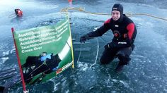 starting the icediver-course! Austria, Diving, The Good Place, Amazing, Training, Snorkeling, Scuba Diving