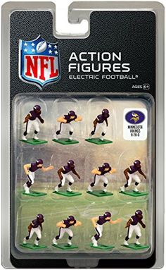 Discounted Minnesota Vikings Home Jersey NFL Action Figure Set Indianapolis  Colts 9c64c7dfa
