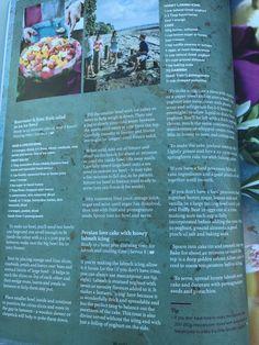 Nadia Lim's Persioan Love Cake Recipe - YUM