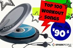 The 100 Best Workout Songs from the '90s | SparkPeople