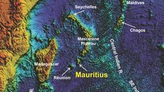 Scientists working on the island of Mauritius have found something quite remarkable – remnants of a long-lost continent called Gondwana.