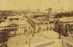 Vista Exposición Universal 1888, Barcelona / AFB. Autor desconocido