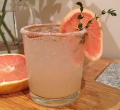 Happy Hour: The Thyme-ly Dalmatian Recipe