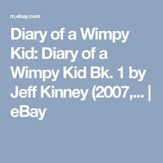 Diary of a wimpy kid lot of 5 books rodrick rules cabin fever the diary of a wimpy kid diary of a wimpy kid bk 1 by jeff kinney 2007 solutioingenieria Images