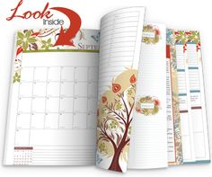 A great momma planner for Homeschooling and keeping organized!  Home Educating Family Association