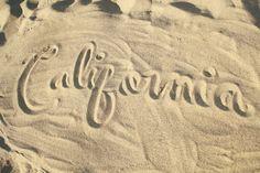 #sand #summer #beach #cali #california