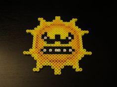 Super Mario Bead Sprite - Sun
