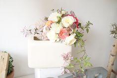 Bouquet de mariée - Bride's Bouquet  Mariage Bohéme -  Bohémia Wedding