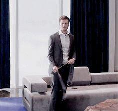 Jamie Dornan Fifty shades of grey movie https://www.pinterest.com/lilyslibrary/ The Grey TIE