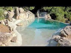 ▶ Construire un Etang de Baignade Paysagé : Piscine Naturelle - YouTube