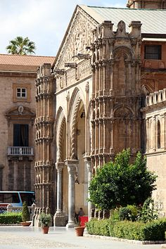 Cathedral of Palermo, Sicily, Italy