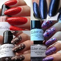 Betty Nails: *E* Elixir Lacquers [Indie Guide Project] Indie Brands, Projects, Wool, Log Projects, Blue Prints