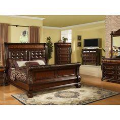 Hemingway Collection 5 Piece Bedroom