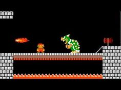 Mario Goes Berserk. Mario has had enough of your bullshit.
