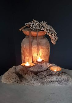 Candle Lanterns, Candles, Wabi Sabi, Candle Holders, Sweet Home, Blog, Ceramics, Interior Design, Advent